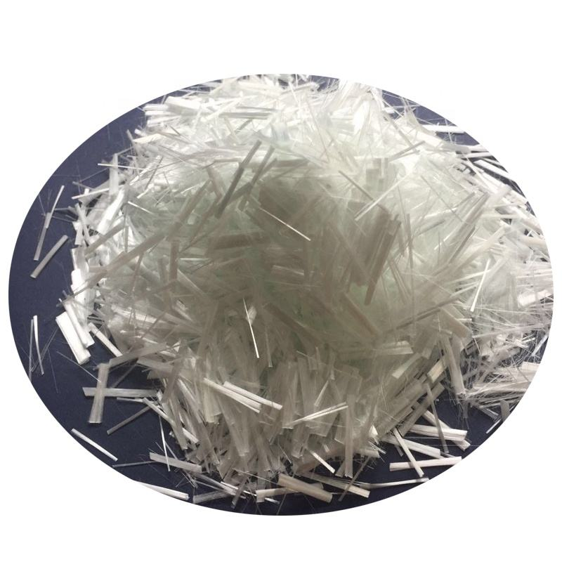 Factory price Alkali Free Best Selling Fiberglass Chopped Strands For Gypsum Board Manufacturing