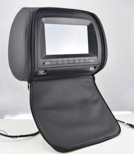 Jual Hot 9 Inch Headrest Dukungan CD/VCD/MP3/WMA/Divs/MPEG4 HD Pemutar DVD