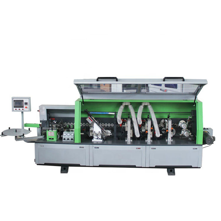 Woodworking automatic Machinery Steel Worktable Manual PVC Edgebander Edge Banding Machine