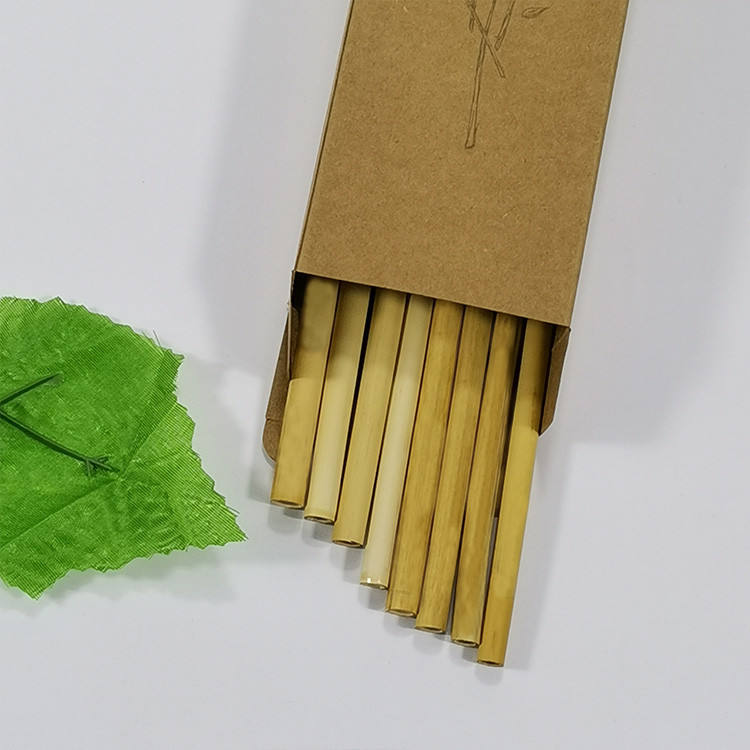 Compostable Biodegradable Drinking Grass Straw Reed Straw With Logo