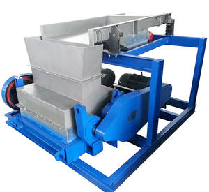 salt crusher milling screen machine for salt production line
