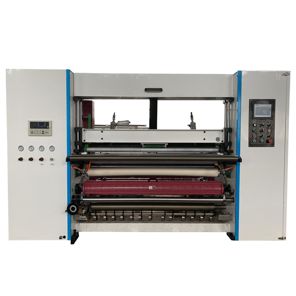 CE Certificate 1400mm Thermal Cash Register Paper Making Machine