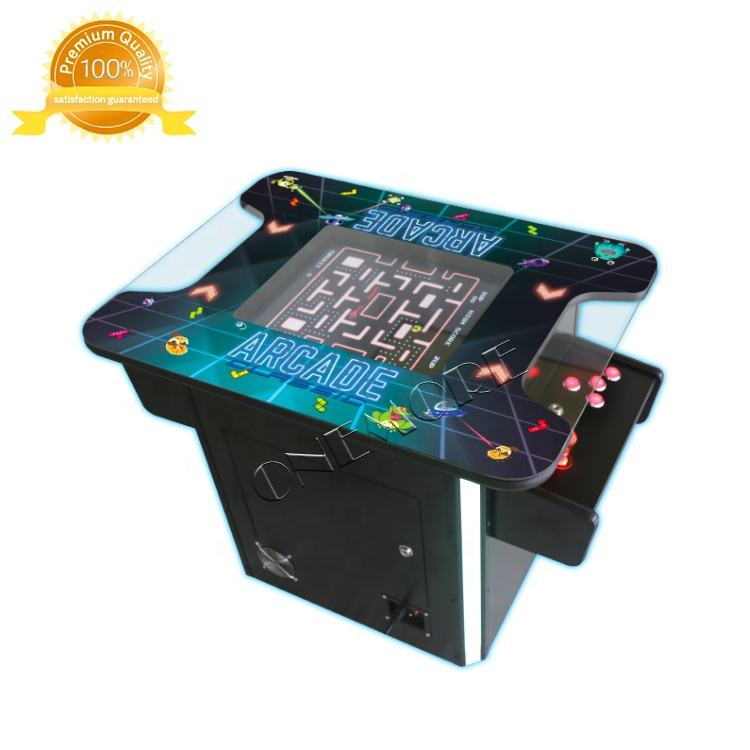Wholesale 19 Inch 60 In 1 Cocktail Table Arcade Game Machine, 412 In 1 Sit Down Coffee Table Arcade
