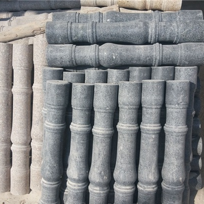 Hot Selling Style Natural Granite Baluster, Factory supply.