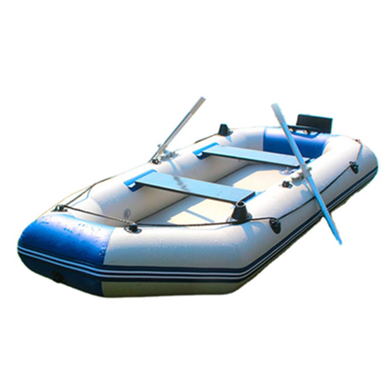 inflatable water play equipment fishing pvc rowing boats kayaks b230 for 3 person