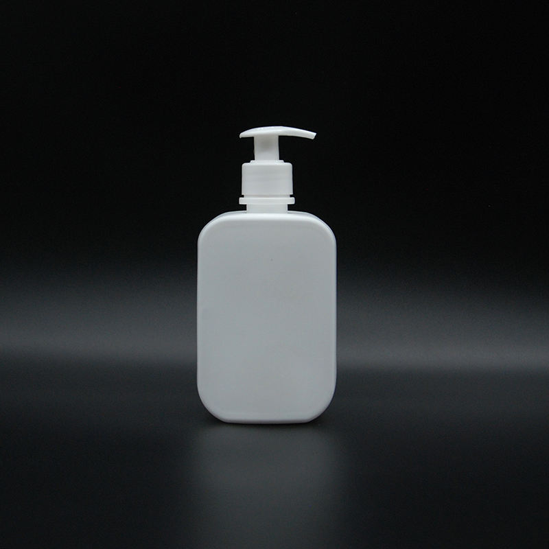 hdpe pet bottle making factory plastic pump bottle/empty square plastic bottle