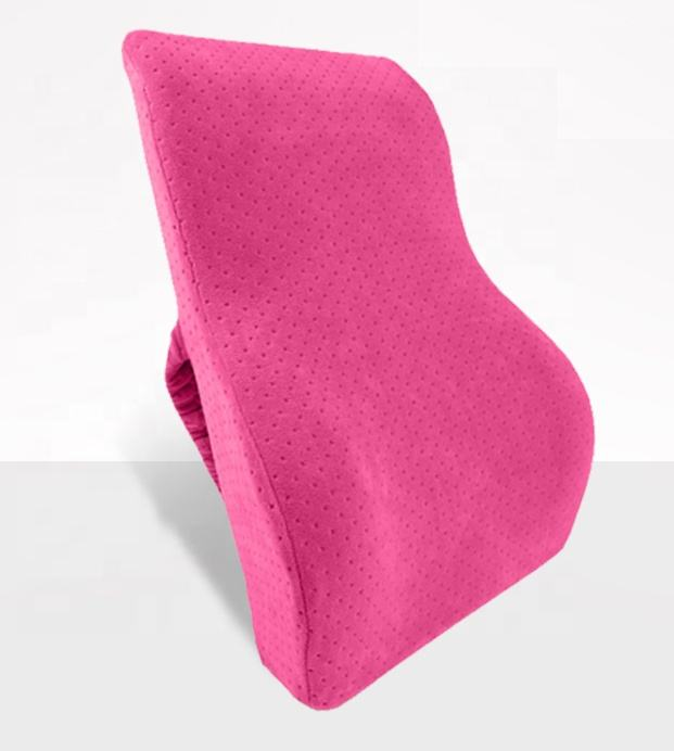 Lumbar Support Pillow/Back Cushion, Memory Foam Orthopedic Backrest For Car Seat