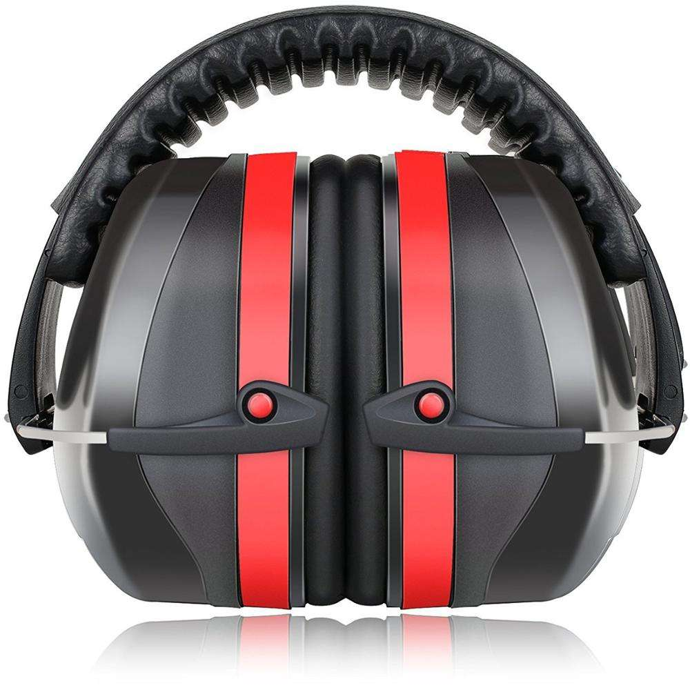 Hearing Protection Sound Suppression Ear Muffs ANSI NRR 26dB