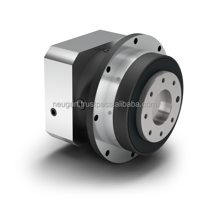 Economy Planetary Gearbox with Output Flange - Spur gear - Torsional backlash 7-12 arcmin - PLFE NEUGART
