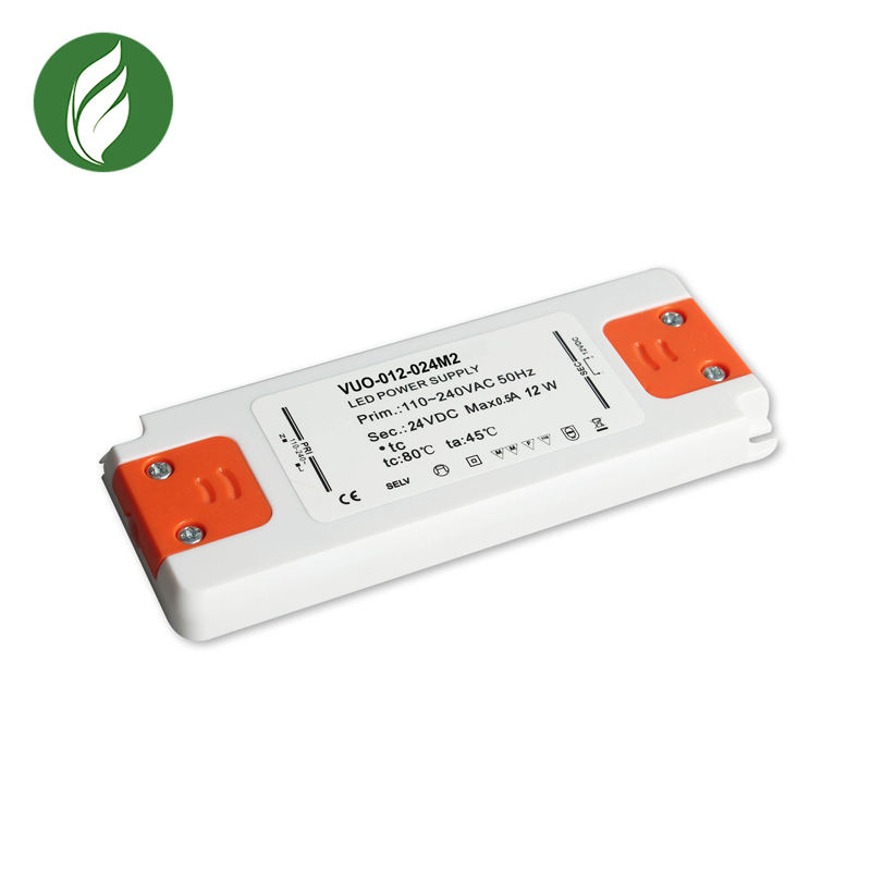 Disesuaikan Tahan Air Ip67 LED Strip Lampu Downlight 110 V 265V 24 V 12 V Super Slim Konstan Tegangan DC driver LED Power Supply