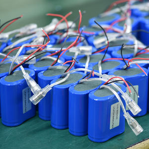 2S1P li-ion Lithium li ion Lifepo4 Rechargeable Cylindrical 32650 6.4v 6500mah battery pack