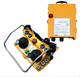 Electric hoist remote control f24-60 industrial wireless remote control hydraulic joystick control