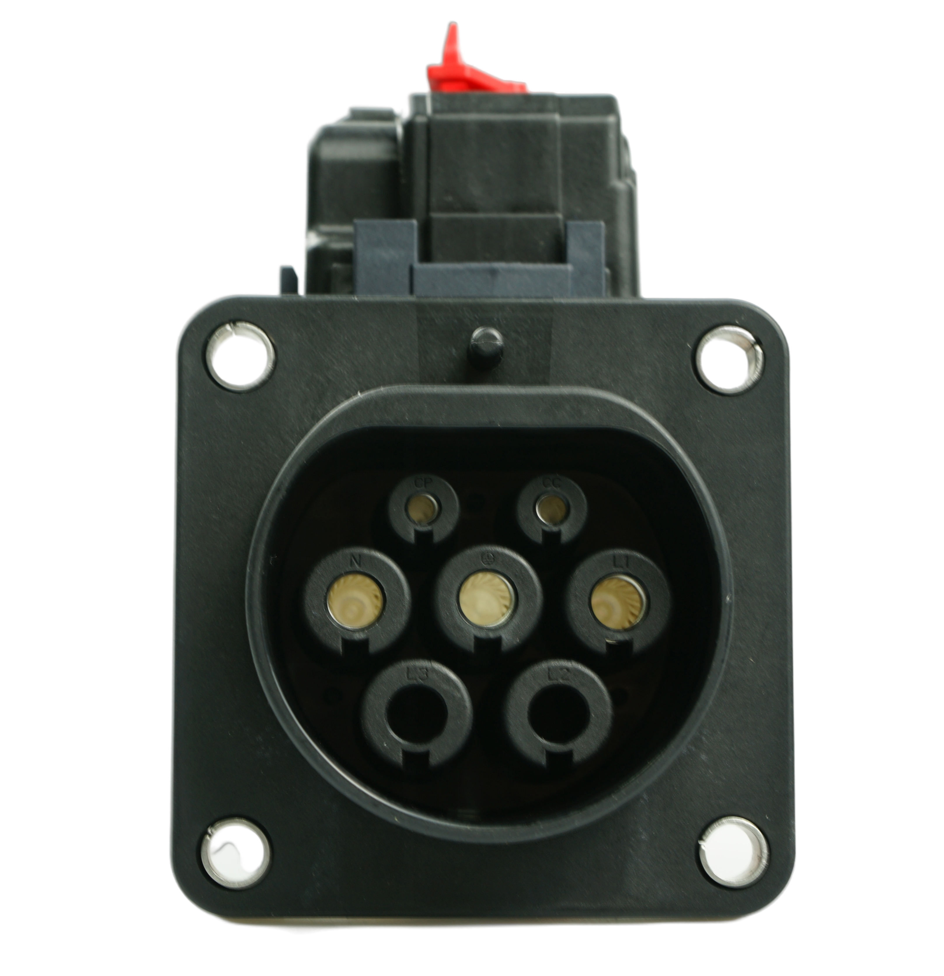 Manufacturers Commerial Type 1 2 Ev Charging Module Ac 32A Ev Charger Socket