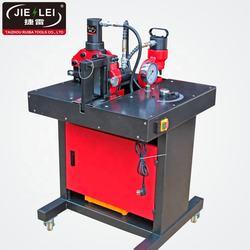 DHY-150 hole punching cutting bending 3 in 1 muti-function busbar machine
