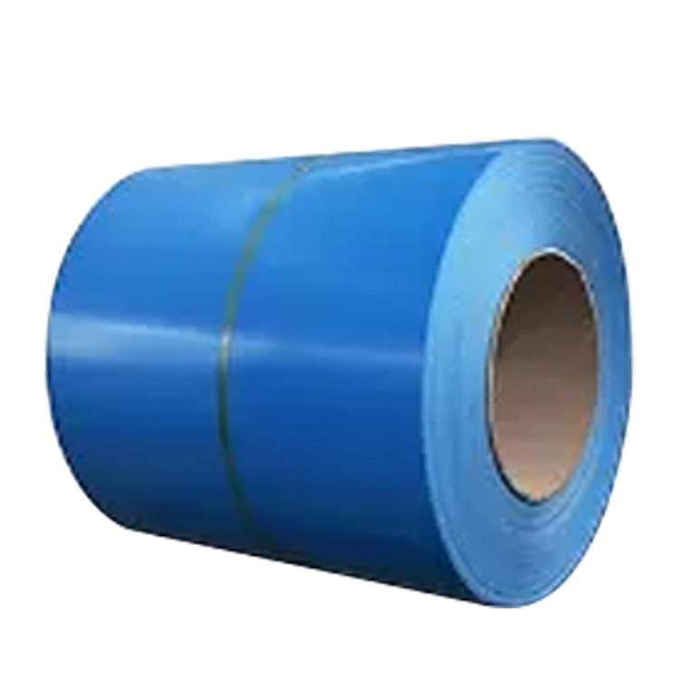 Factory direct sales normal 0.16mm color coated steel coil for sheet roofing