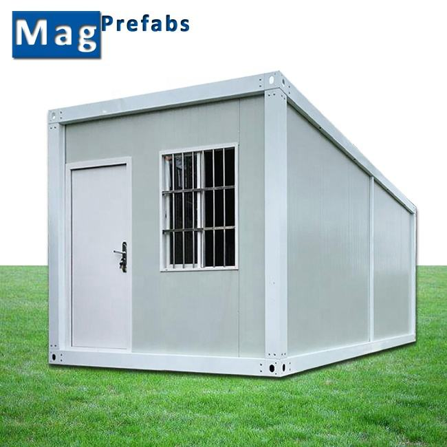 Guangzhou 20ft Prefab House Office Container Van in Philippines