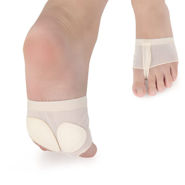Ballet Dance Forefoot Toe protector Cushion Pad Half-Protection Pad foot care tools