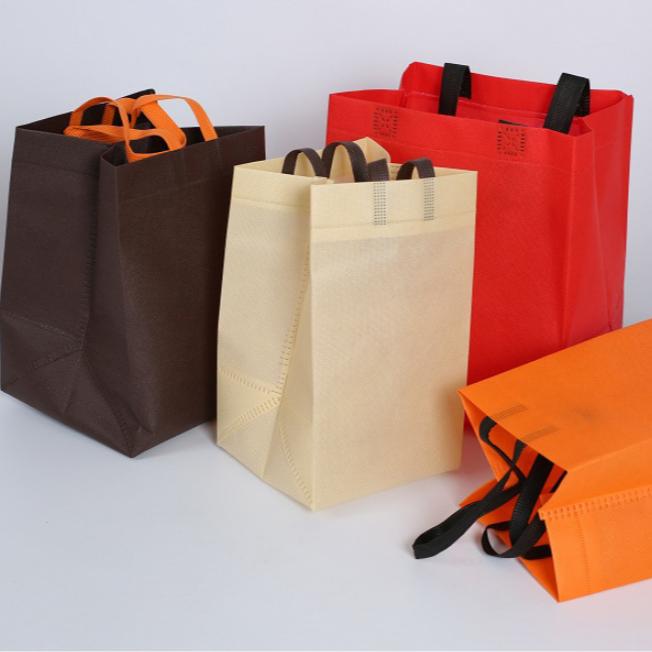 Custom Print New Non Woven Bag Tote Shopping Bag