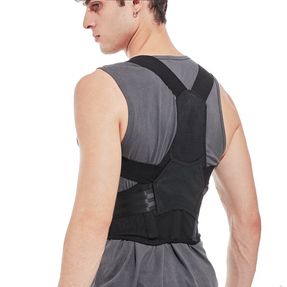 Corrector Posture Men And Women Posture Support More Effective Posture Corrector Back Brace Providing Pain Relief From Back Shoulder Neck