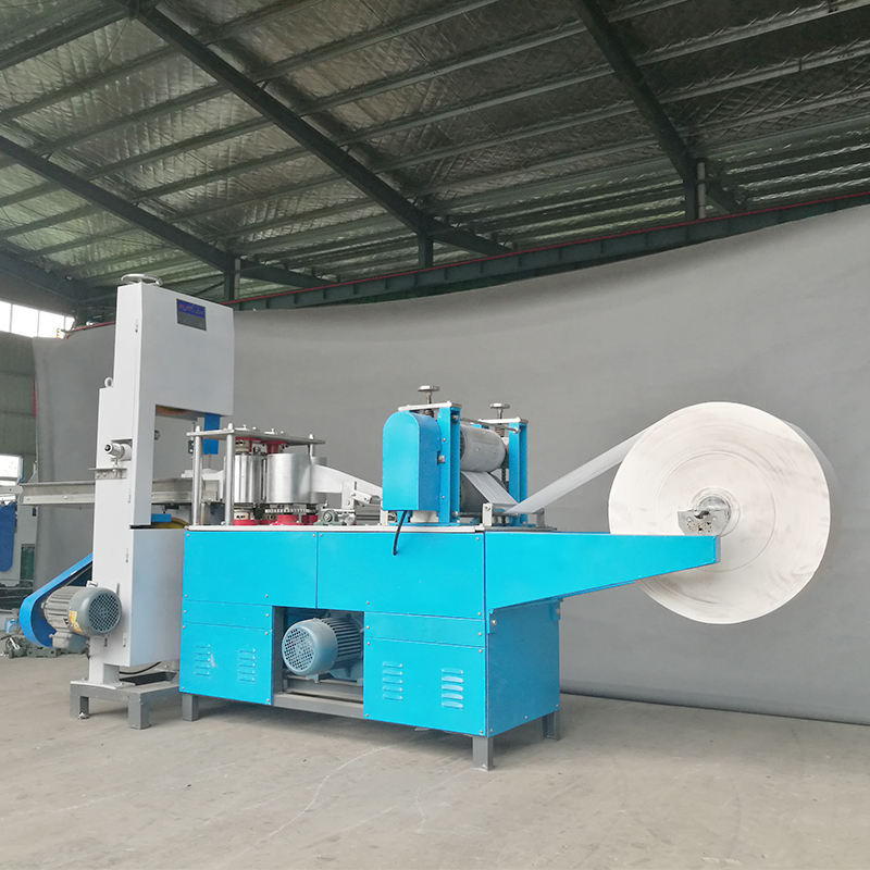 manufacture Small machines napkin paper making machine napkin tissue paper machine price