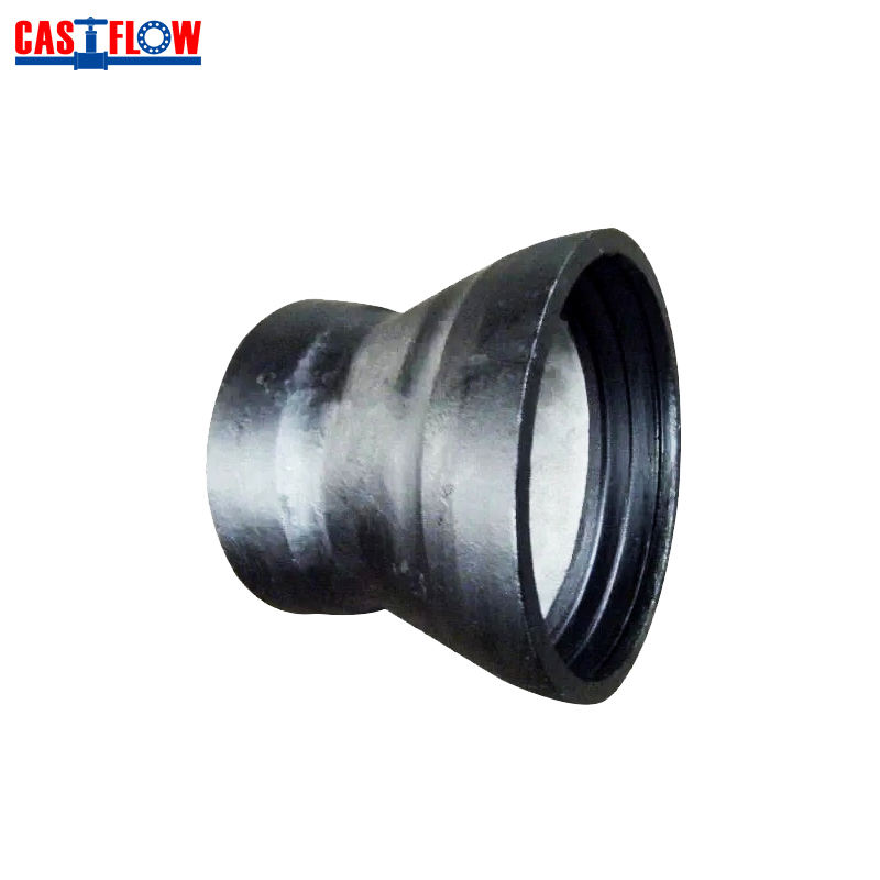 Casting Ductile Iron Pipe Fitting Double Socket