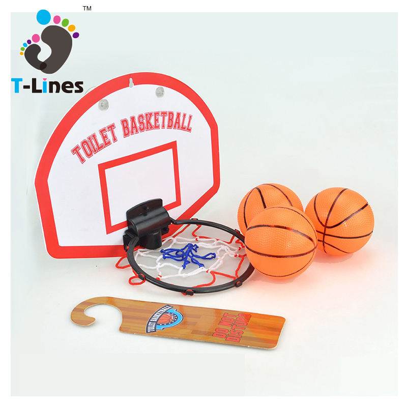 Slam dunk bad sport <span class=keywords><strong>wc</strong></span> spiel mini basketball <span class=keywords><strong>spielzeug</strong></span>