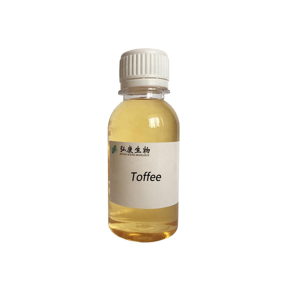 Pure Natural Toffee Flavour Concentrate Fruit Toffee Flavor Liquid