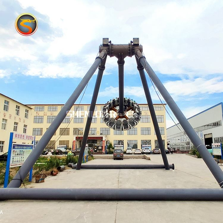 Big Pendulum Games Amusement Park Outdoor Equipment Hammer Rides