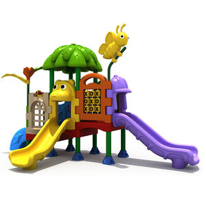 Children Toys Theme Amusement Park Slide For Kids Outdoor Playground equipment
