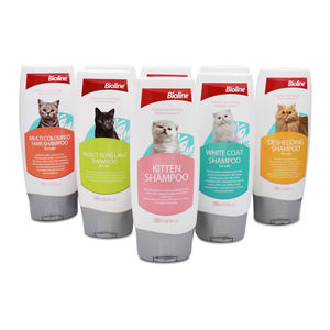 Pet Cleaning Custom Design Organic Private Cleaning Shampoo For Cat