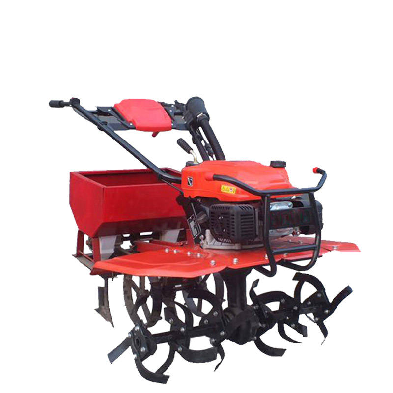 Labor-Saving Earth Back Filling Machine 18 Hp Mini Cultivator Tractor With Plastic Film