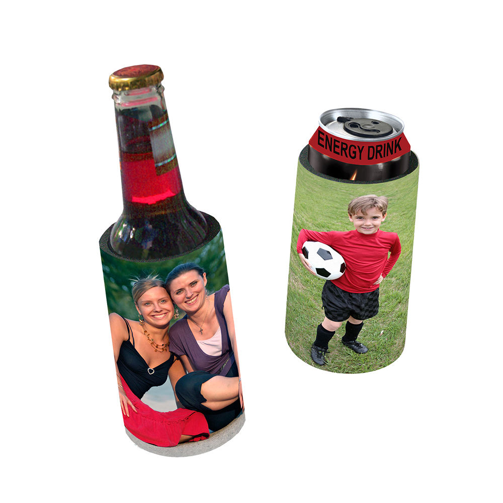 Convenient Promotional Cheap Insulated Neoprene Beer Personalised Stubby Holder