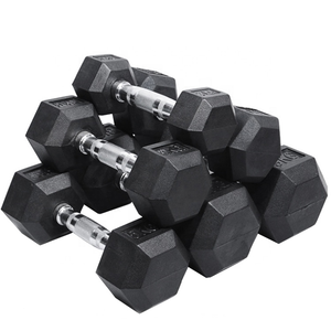 Body Building Weight Lifting Training Dumbbell Set