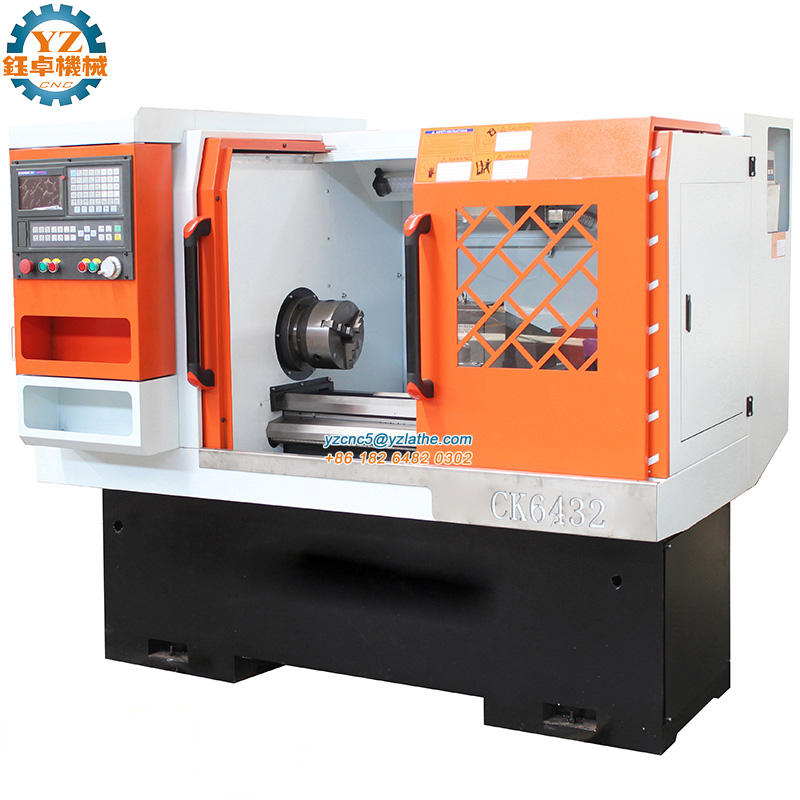 CK6432 Machine Tool Price China CNC Lathe Machine