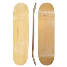 new arrival blank 31*8inch 7 layers art Deep concave Skate Board Maple custom skateboard deck