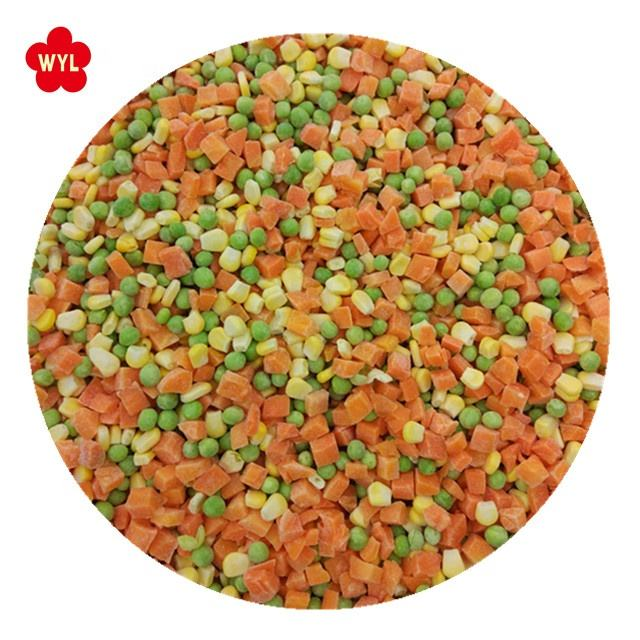 2020 New season Frozen 3 ways Mixed Vegetable for Salad