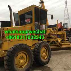 100% Genuine Komatsu GD511 Used Motor Grader For Sale