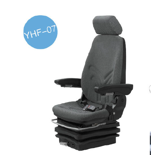High quality excavator seat wheel loader Cabin seat for sell YHF-07