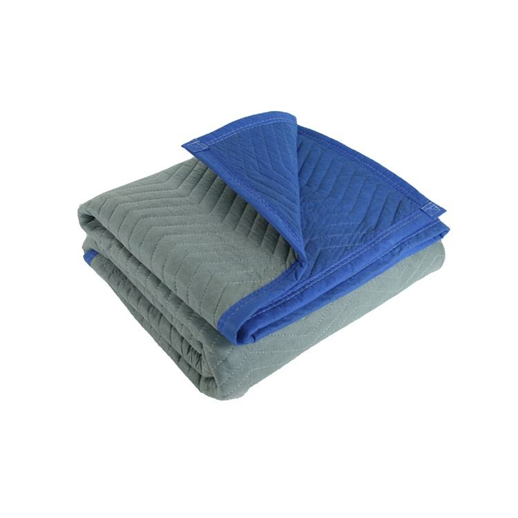 Durable 72 × 80 Economy Non Woven Padded Heavy Duty Thick Furniture Moving Blanket Heavy