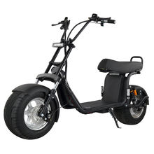 X60 City Scooter 60V 20Ah 1000W 1500W 2000W 3000W Powerful Electric Motorcycle Scooter Adult citycoco Big wheel electric scooter