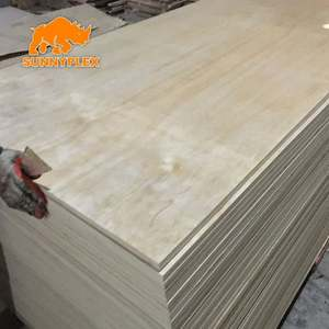 bleached birch plywood Triplay Maderera