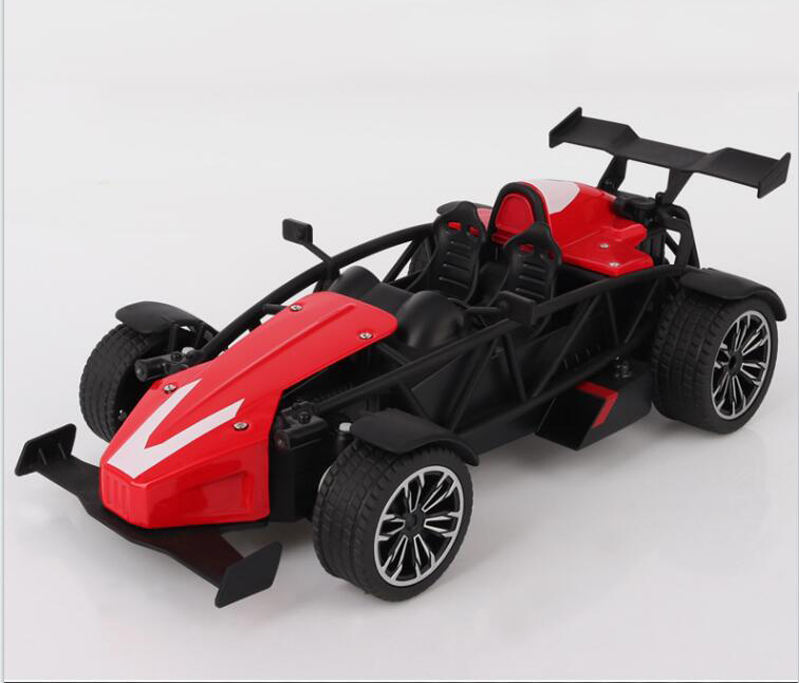 Amazon Hot Selling RC Toy 2.4 G 1:12 RC Die Cast Spray Racing Car For Kids