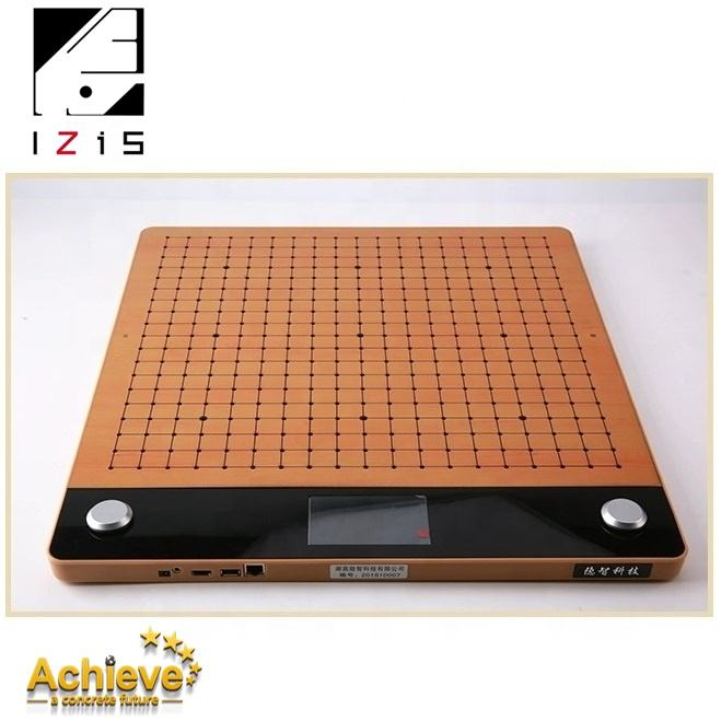 Intelligence Go Game Board Chinese Weiqi Go Game Chess Set
