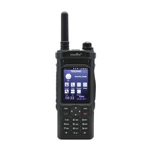 TH-588-09B carte Sim GSM Bluetooth Telefono Movil Con talkie-walkie 200 Km téléphone Mobile Android avec textos
