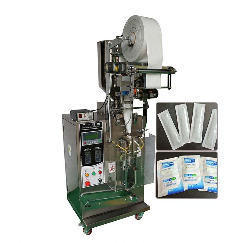 Automatic Edible Oil Pouch Filling Packing Machine