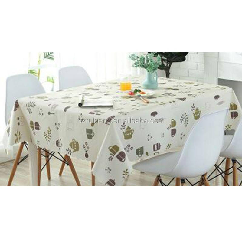 100% polyester tablecloth, amazon hot sells tablecloths, animal table cloth