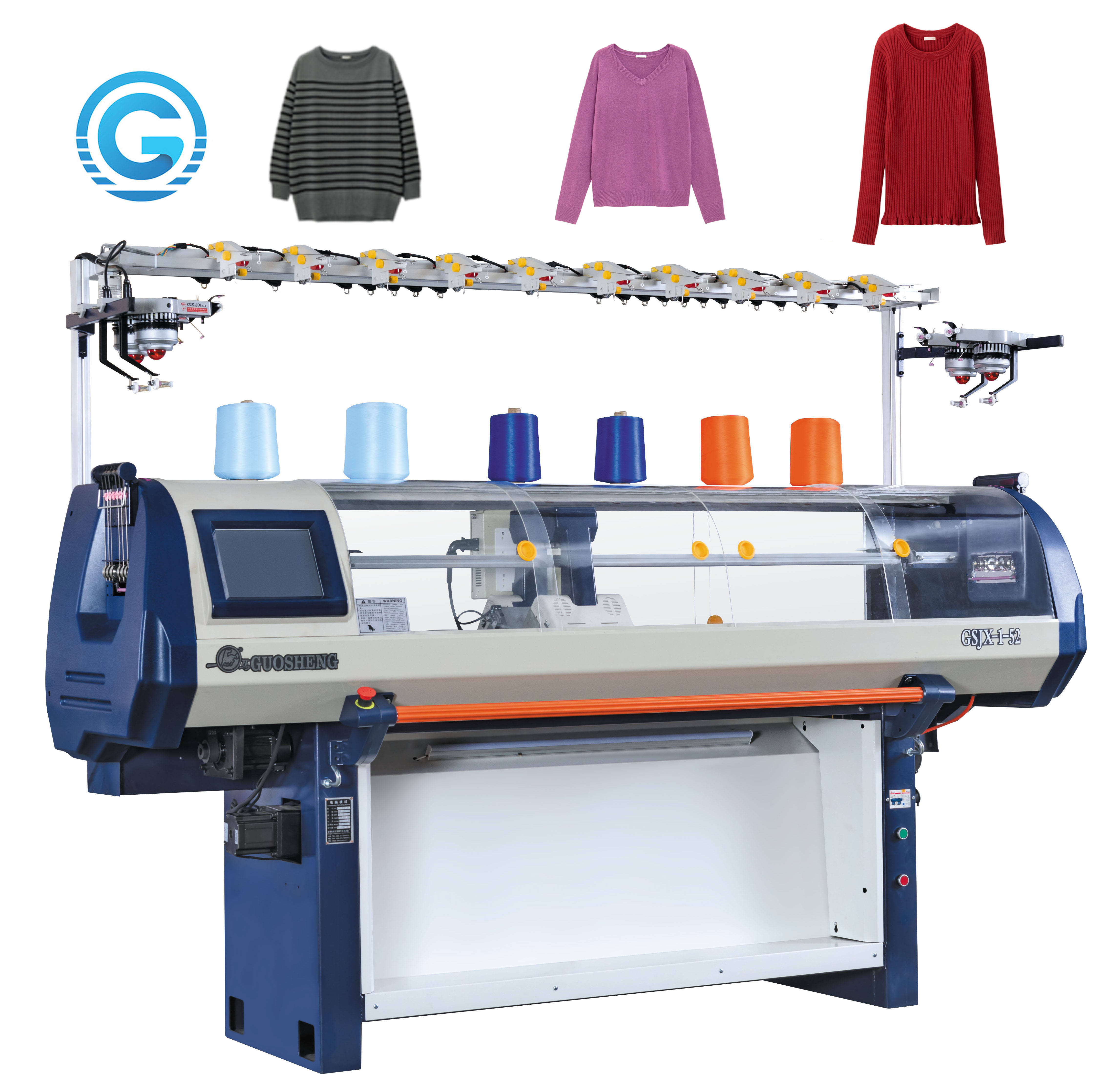 Sweater Machine New Flat Knitting Sweater Style Machine
