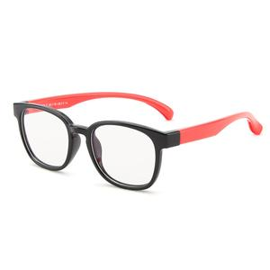 13656 Superhot Children anti-blue lens new style cute colored frame wholesale anti glare safety computer glasses