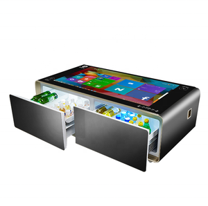 Smart And Mini Coffee Table With Fridge Alibaba Com