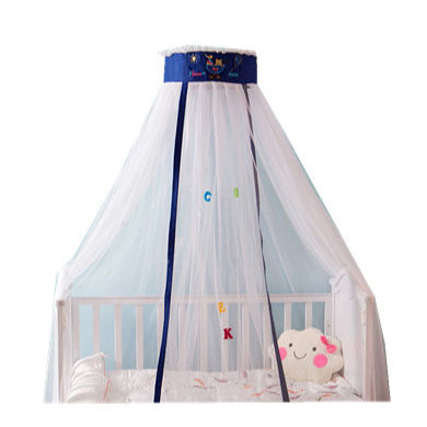 2020 New Folding Boys And Girls Mosquito Net Pink Blue Green Bed Canopy